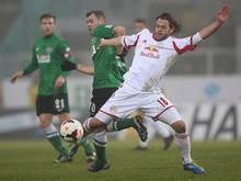 Timo Röttger wechselt zu Viktoria Köln