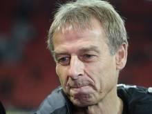 Jürgen Klinsmann fordert mehr Mut von seiner Mannschaft