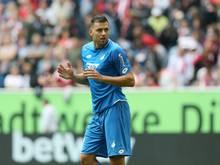 Adam Szalai traf gegen Trabzonspor gleich zwei mal