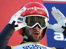 Skisprung-Weltmeister Markus Eisenbichler