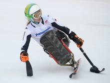 Anna Schaffelhuber wurde in Slowenien Zweite