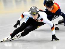 Anna Seidel hofft auf ein gutes Ergebnis in Sofia