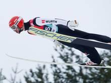 Eisenbichler fliegt in Vikersund auf Platz fünf