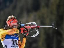 Benedikt Doll als Zwölfter noch bester DSV-Athlet