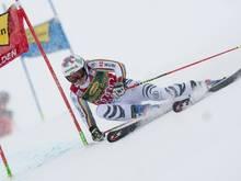 Letzte deutsche Ski Alpin-Medaillenhoffnung: Rebensburg