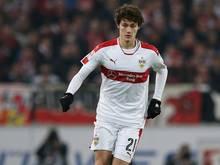 Benjamin Pavard wird Stuttgart zwei Wochen fehlen