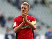 Steht gegen Bremen vor seinem Comeback: Nils Petersen