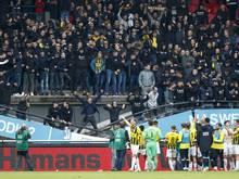 Muss geschlossen bleiben: Das Goffertstadion in Nijmegen