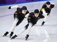 Deutsche Eisschnelllauf-Gemeinschaft im Umbruch