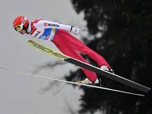 Eric Frenzel führt nach dem WM-Springen