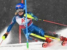 Mikaela Shiffrin gewinnt in Flachau