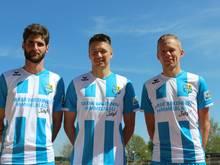 Chemnitzer FC mit Werte-Slogan auf Trikotbrust