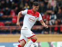 Shinta Appelkamp muss bei Fortuna Düsseldorf pausieren