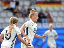 Laura Freigang setzt sich für Vielfalt im Fußball ein