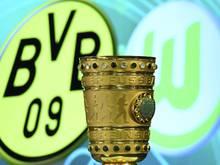 Fans freuen sich gemeinsam auf das DFB-Pokalfinale