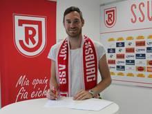 Markus Ziereis bleibt dem SSV Jahn treu