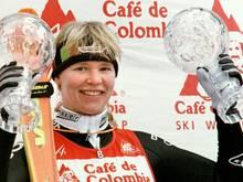 Katja Seizinger in die Hall of Fame aufgenommen