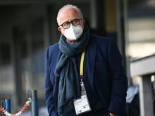 DFB-Präsident Fritz Keller hofft auf EM-Spiele in München