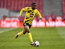 Verpasst sein Debüt für die U21: Youssoufa Moukoko