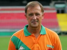 Dieter Burdenski arbeitete als Spieler und Torwarttrainer für Werder Bremen