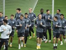 Direkt nach dem Spiel wird das DFB-Team zurückreisen