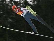 Johannes Rydzek verpasst den Sieg in Otepää knapp