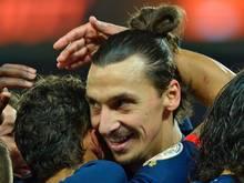 Leverkusen macht Bekanntschaft mit Ibrahimovic