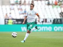 Testspiel-Pleite für Max Kruse und Werder Bremen