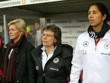 Im April 2016 treffen die DFB-Frauen auf Kroatien