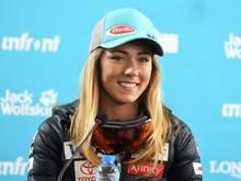 In dieser Saison mit 17 Weltcup-Siegen: Mikaela Shiffrin