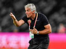 Roberto Donadoni muss den FC Shenzhen verlassen