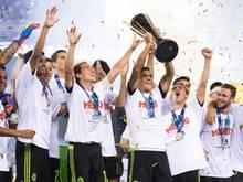 Rekordsieger Mexiko muss beim Gold Cup künftig mehr Gegner aus dem Weg räumen