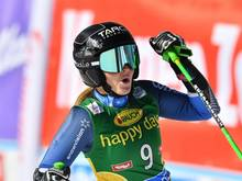 Alice Robinson geht in Killington nicht an den  Start