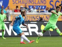 Stuttgarter Kickers verlängern mit Marc Stein