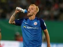Rostocks Hilßner fällt bis Saisonende aus