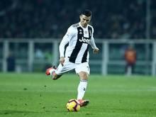 Ronaldo steht aktuell bei 14 Saisontreffern