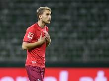 Sebastian Andersson setzt beim 1. FC Köln mit dem Mannschaftstraining aus