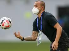 Cannavaro sitzt mit Guangzhou in Katar fest