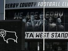Derby County ist Letzter mit minus zwei Punkten