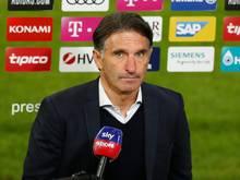 Laut Bruno Labbadia sollte es keine Trainer-Debatte geben