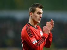 Wird an Ajax Amsterdam ausgeliehen: Arkadiusz Milik