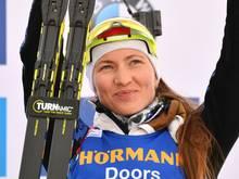 Darja Domratschewa hat ihre Karriere beendet
