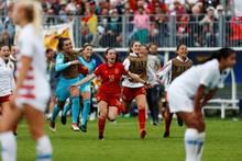 Frauenfußball erlebt in Spanien derzeit einen Boom