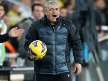 Rıza Çalımbay ist nicht länger Trainer von Antalyaspor