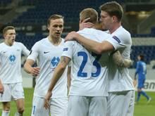 Molde gegen Granada wird in der Puskas-Arena ausgetragen