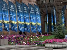 Kiew ist der diesjährige Austragungsort des Champions-League-Finals