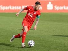 Mike Wunderlich wechselt nach Kaiserslautern