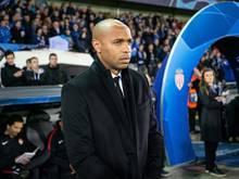 Thierry Henry wartet weiter auf seinen ersten Sieg