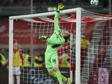 Fortuna-Ersatztorwart Tim Wiesner fällt verletzt aus