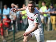 Florian Kainz trifft im Test gegen Bologna doppelt